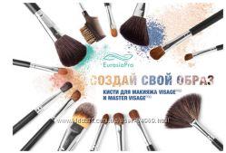 Профессиональные наборы кистей для макияжа - Visage. Новинка.