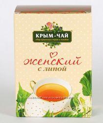 ТМ КРЫМ-ЧАЙ - композиции из трав, плодов, ягод. Вкусно и полезно.