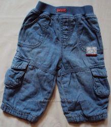 Штаники, спортивки, джинсы, брюки на 3-9 мес