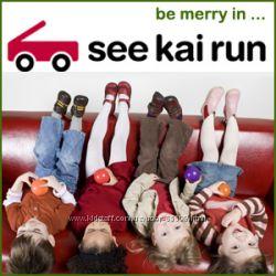 See Kai Run. Красивая и качественная обувь для детей.