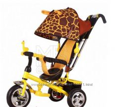 Новинка Велосипеды трехколесные Mini Trike Zoo