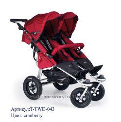Прогулочная коляска для двойни TFK TWINNER TWIST Duo