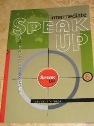 Новые учебники Speak Up  по английскому языку