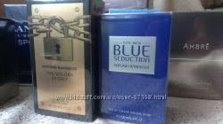Туалетная вода Antonio Banderas Blue Seduction