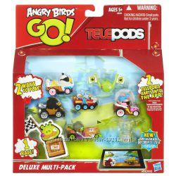 Новые игры Angry Birds Go, Telepods. Оригинал.  Hasbro. В наличии.