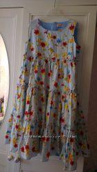 Шикарные платья Monnalisa, lapin, Fendi