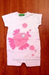 Фирменные детские вещи для девочки на 1 годик.