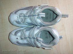 Красивенные кроссовки для маленькой модницы. Размер 26 9.