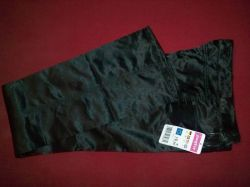 Новые атласные брюки, 34 размер