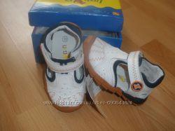 СП по летней кожаной обуви для детей от B&G, цены радуют