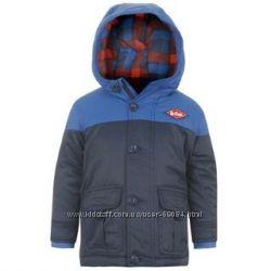 фирменная деми куртка Lee Cooper для мальчика 3 лет, недорого