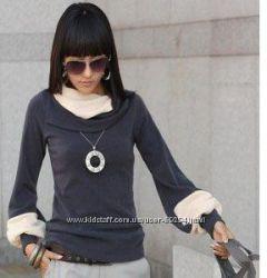 Блузки в японском стиле.  В наличии.