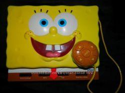 Детский компьютер VTECH SPONGEBOB Губка Боб