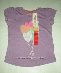 футболки, майки с Англии на 3-6 лет