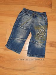 Джинсы для маленького модника