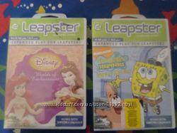 Leapster LEAP FROG Картриджи новые