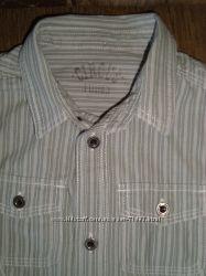 Рубашки F&F,  Mothercare 104, 110 см состояние новых
