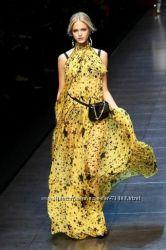 Черно-голубое Dolce & Gabbana- М