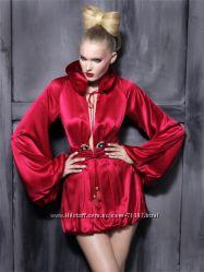 Воздушное Платье 100шелк з показа мод
