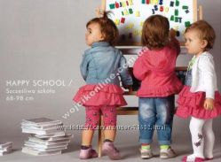 WOJCIK. Весна-лето 2014. HAPPY SCHOOL. Девочки 86-98