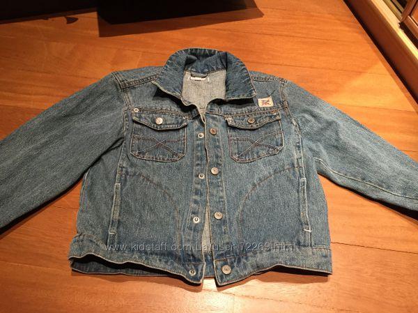 Джинсовая куртка Италия