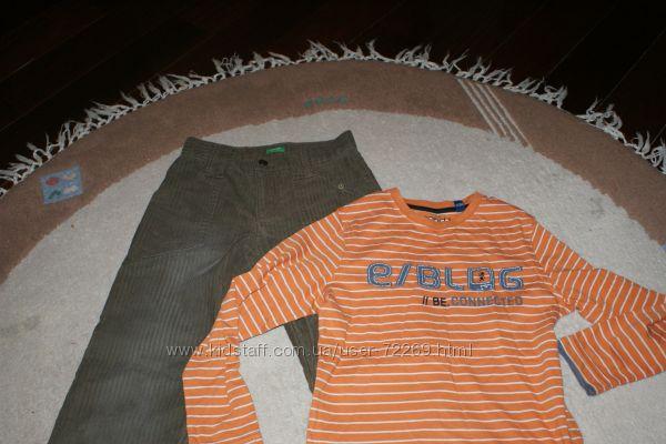 Набор фирменной одежды на мальчика