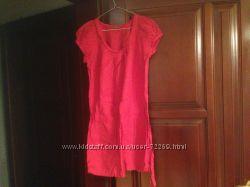 Стильное летнее платье Benetton