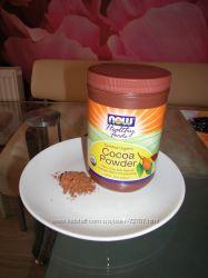 Натуральное какао. Без добавок, США.