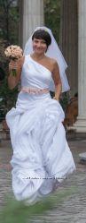Шикарное свадебное платье Vera Wang