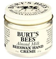 Крем для рук с миндальным молоком Burts Bees
