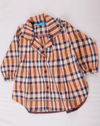 Стильная брендовая рубашка ТМ Мисс Виви р. 110см