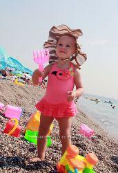Супер яркие и модные купальники из США с 18 мес до 5 лет. Часть 2