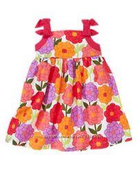 Яркие платья для маленьких модниц из США