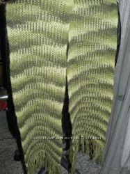 Шикарный шарф на холодную погоду