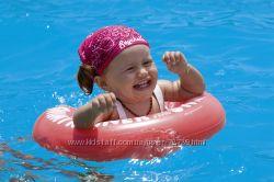 Учимся плавать с кругами Swimtrainer.