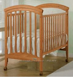 Детская  кроватка из сосны производство  Португалия