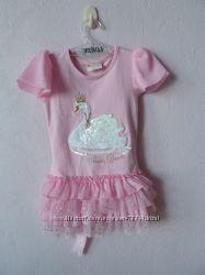 Нарядное  платье  для малышки,  размер 92