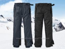 Зимние Термо брюки. Германия. Мембрана и Thinsulate Пух. Размер L   52-54