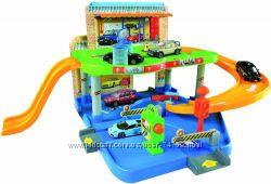 Игровой набор Bburago - Гараж 2 уровня арт. 18-30039