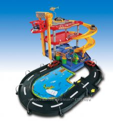 Игровой набор Bburago - Гараж 3 уровня арт. 18-30025