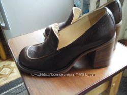 Стильные туфли VEGABOND натуральная кожа