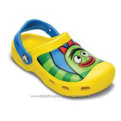 Детская обувь и кроксы CROCS Оригинал из Америки