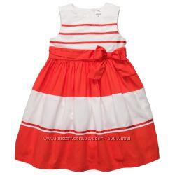 Праздничные нарядные платья CARTERS из Америки Суперцены