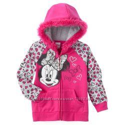 Теплые худи Hello Kitty, Disney и др. для девочек из Америки