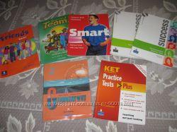 Учебники для изучения англ. языка для детей