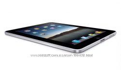 Apple iPad 1 16GB 3G Wi-Fi, чехол Apple