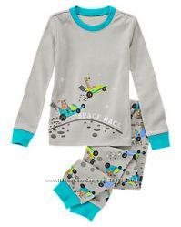 Пижама Gymboree для мальчика размер 5-6 лет