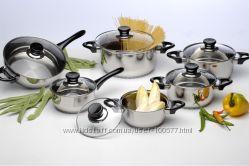 СП бельгийской посуды Berghoff по очень вкусным ценам