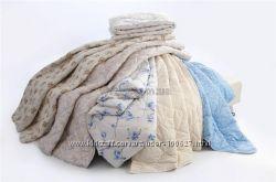 Стеганые одеяла VLADI. Облегченные и зимние, хлопок и шерсть
