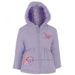 My Little Pony Демисезонная куртка-пальто для девочки.